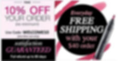 Coupon Reference Code, Free Shipping