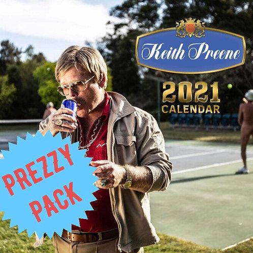 Xmas Prezzy 4 Pack