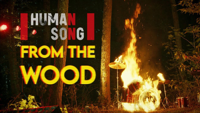 Human Song from the wood