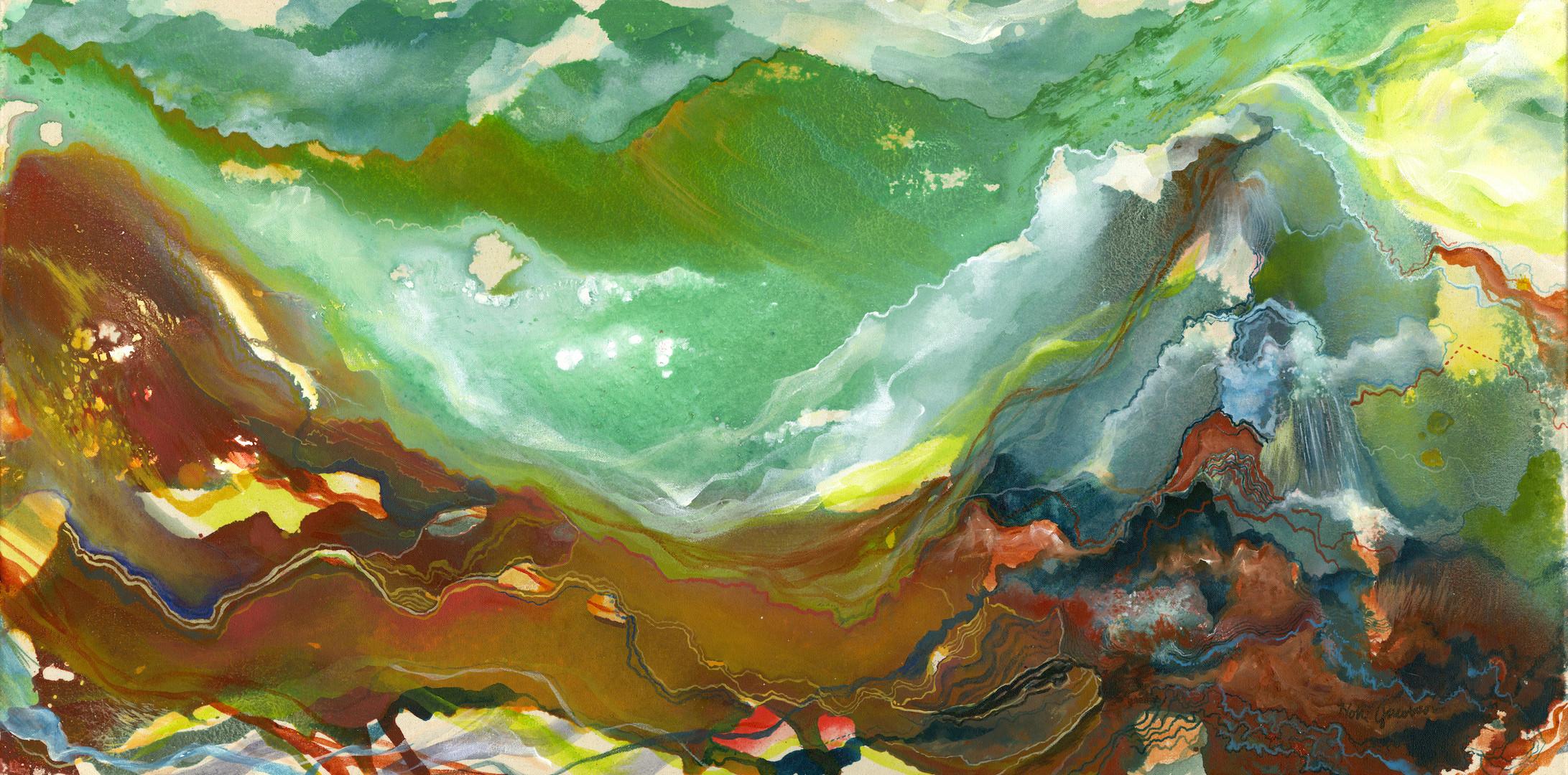 Idle Landslide