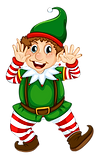 kissclipart-christmas-elf-transparent-cl