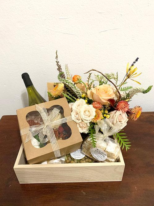 Thanksgiving Sweet and Savory Gift Basket
