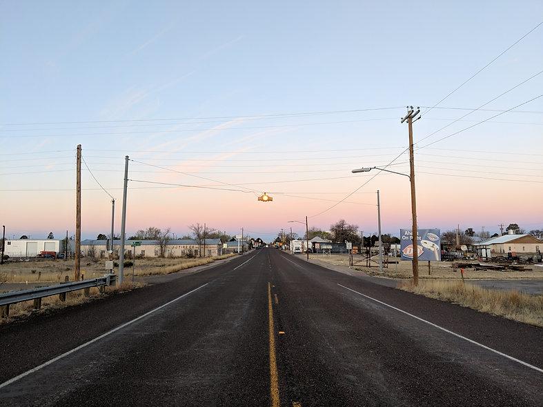Marfa Road