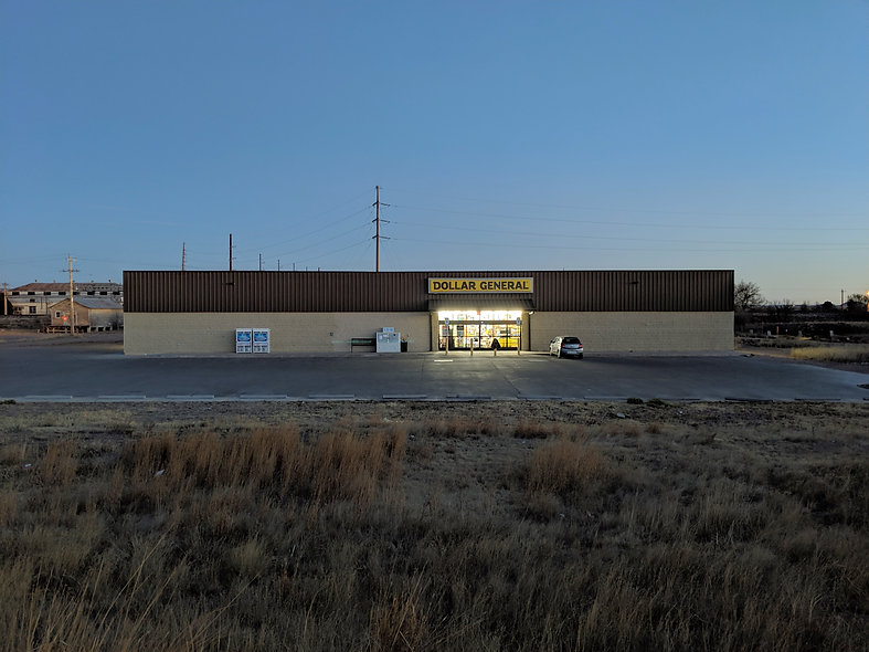 Marfa - Dollar General