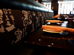 Dine In Booth