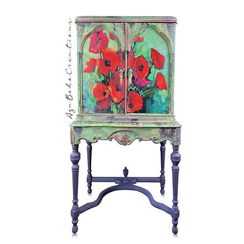 Poppy Cupboard