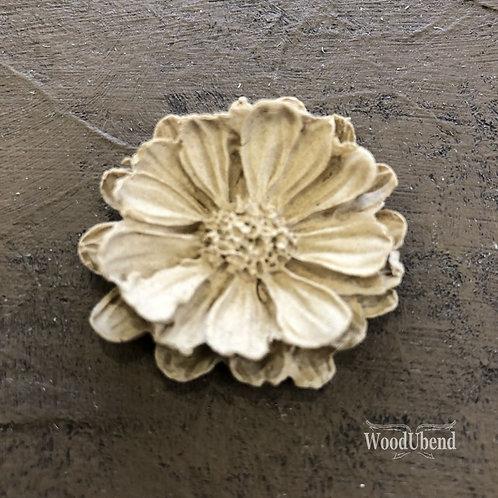 Medium Petalled Flower WUB1117 3×5cms