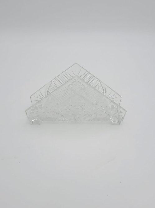 Crystal Napkin Holder