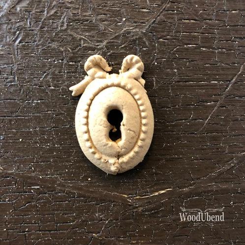 Keyhole WUB0997 3x2cms