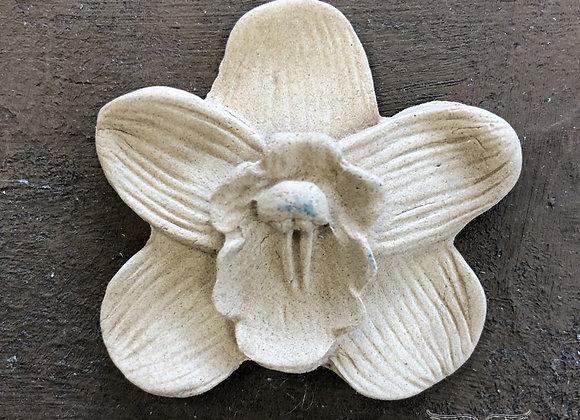 Simple Five Petal Flower WUB0347 4.9x4.8cms