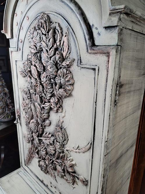Vintage Floral Cupboard