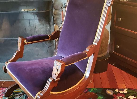 Jacobean Rocking Chair
