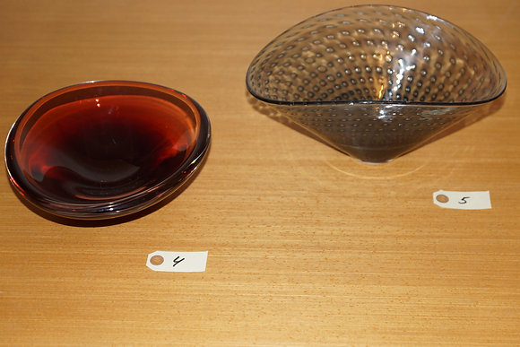 Orrefors og Kosta Boda glasvaser