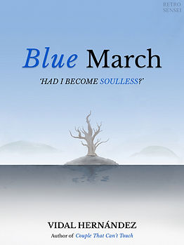 Blue March Cover