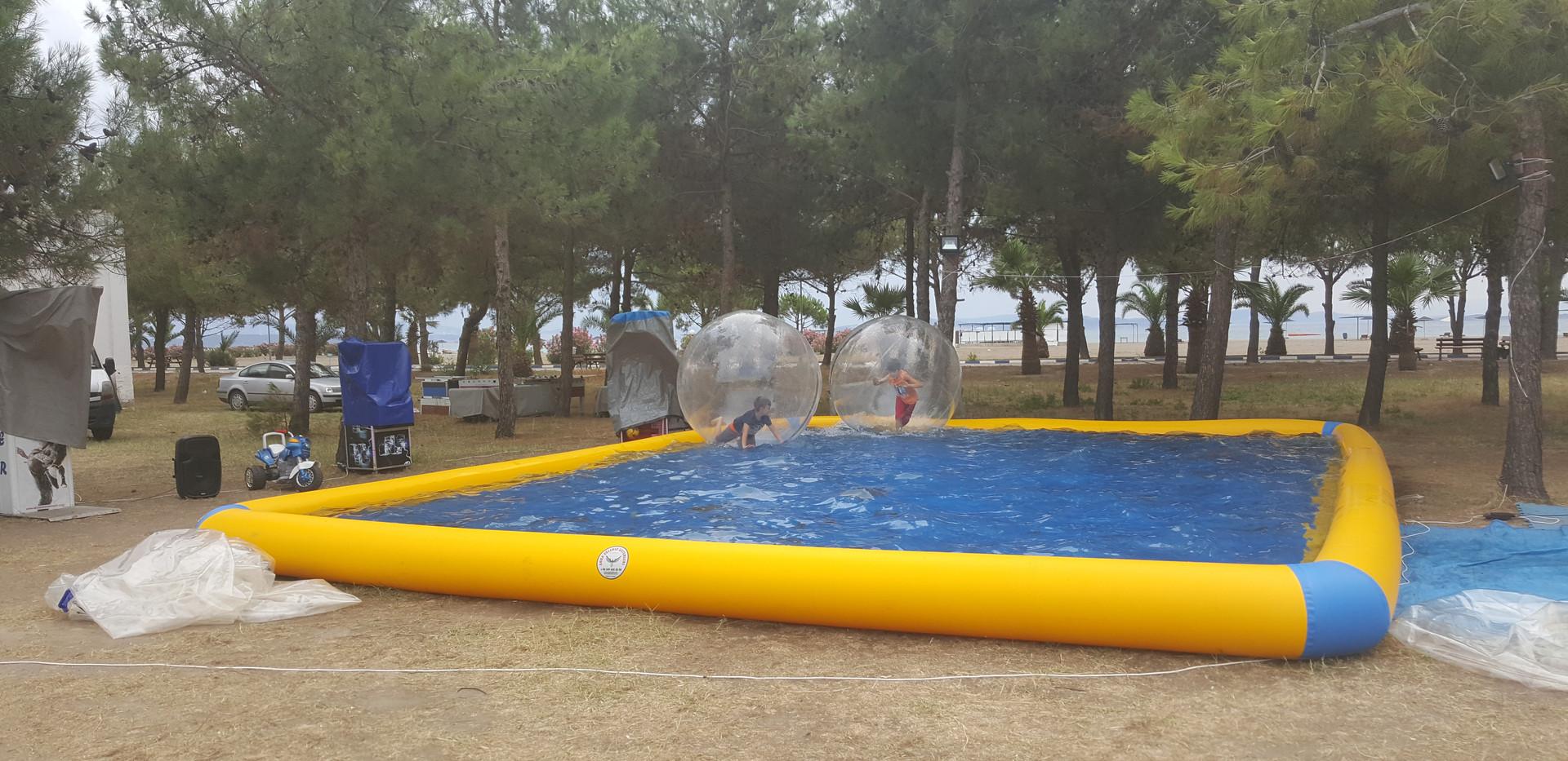 Şişme havuz 8x10 mt