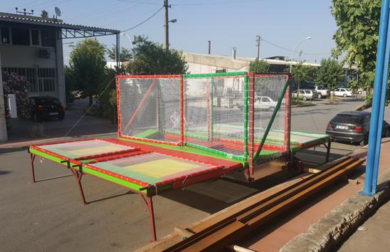 Manuel Mobil trambolin
