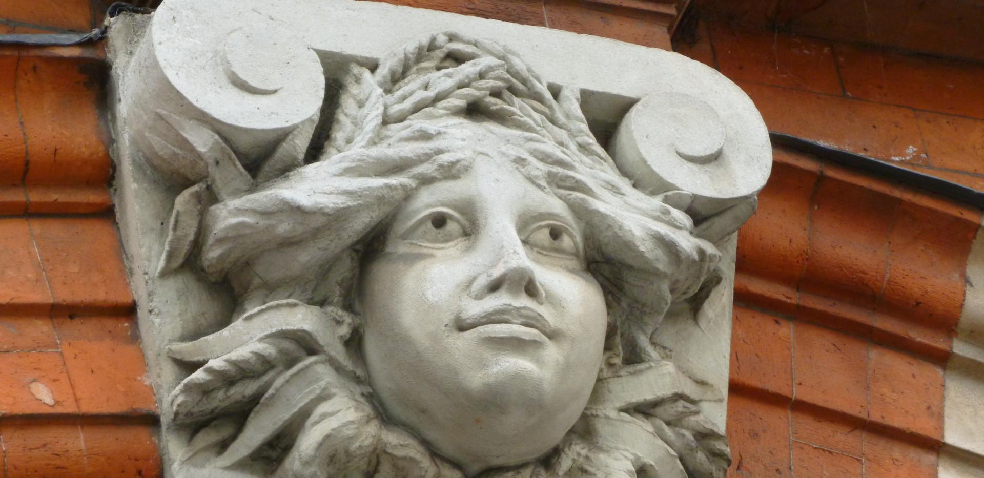 Lewes Town Hall Masonry