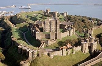 Dover Castle exterior