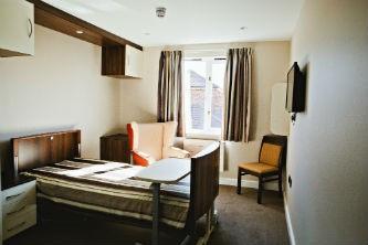 Lindridge bedroom