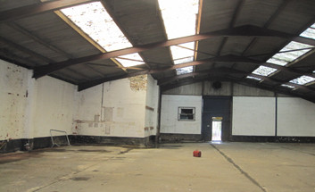 Mackley Industrial Estate interior