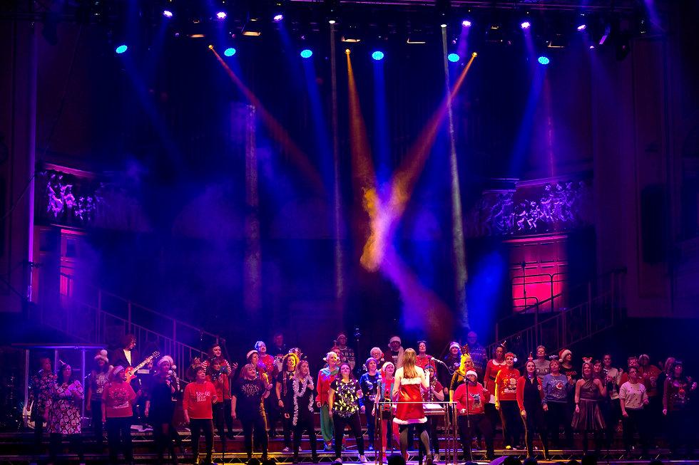 All For One Choir