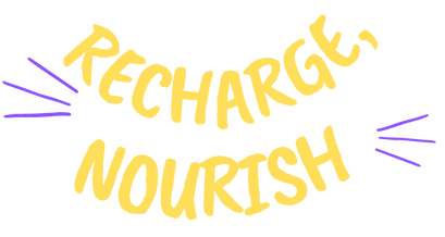 Recharge and nourish AFO