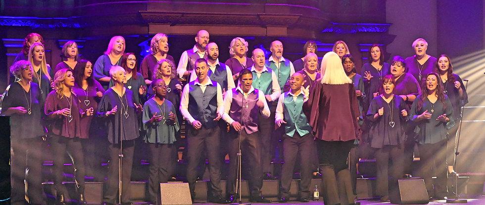 G Choir Gig