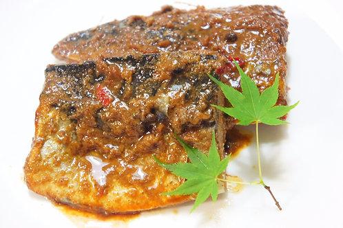 サバのぬかみそ炊き(2枚)