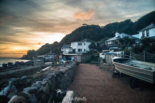 Steep hill cove is a lovely little beach just tucked around the corner of ventnor