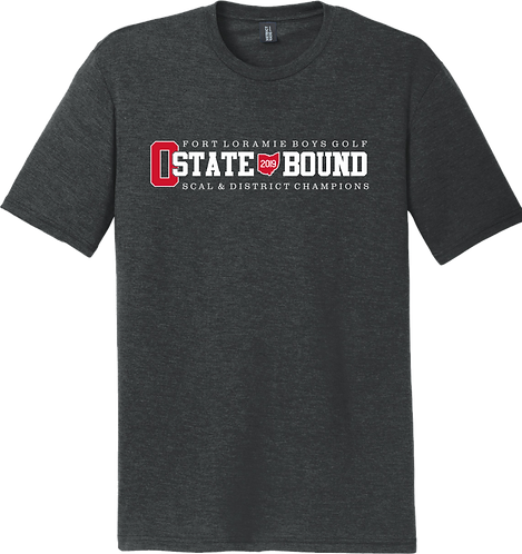 GOLF PARENTS State Bound SS Tee
