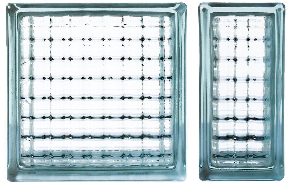 Candi and Candi Half glass blocks