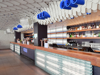 Glass blocks star in Cargo Bar refurbishment