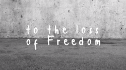 To the Loss of Freedom