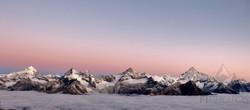 Alpine Dawn 4000 metre giants