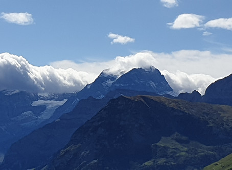 Hiking: Braunwald - Panoramic hiking trail