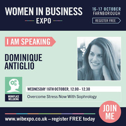 BeSophro at th Women in BusinessExpo