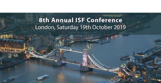 8th Annual ISF Conference in London