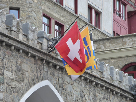 What's the Story behind the Swiss Flag?