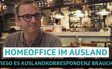 Swiss journalists in London!