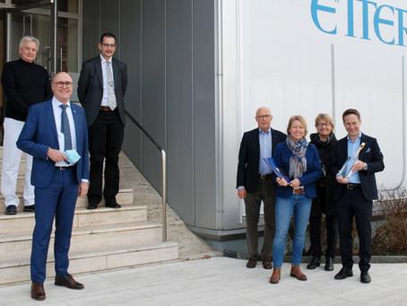 Etter and Soehne AG - 'Zuger des Jahres'