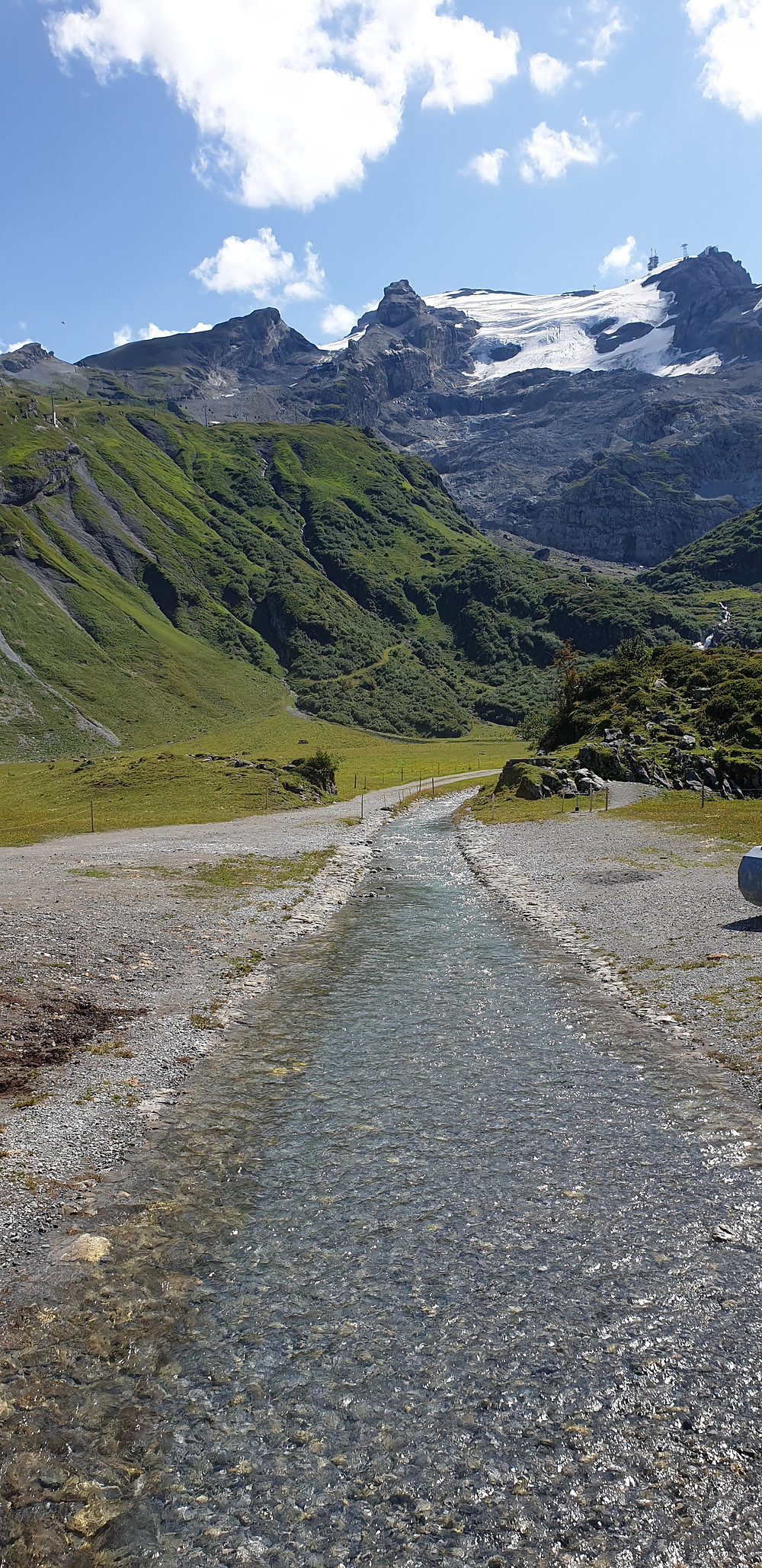 Mount Titlis in Engelberg
