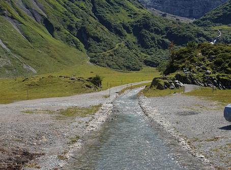 Excursion: Mount Titlis in Engelberg