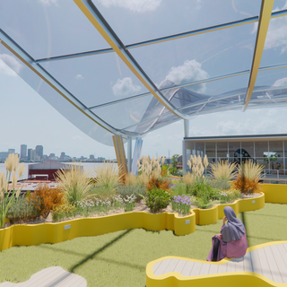 Golden Triangle Living Roof