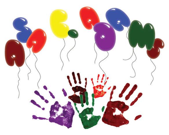 Asa Adams Balloon Art T-shirt
