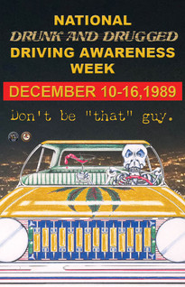 Drunk and Drugged Driving Awareness Week