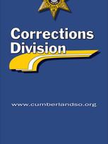 CCSO corrections pulldown Artwork