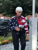 9-11 Memorial, visitor