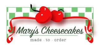 Mary's Cheesecakes