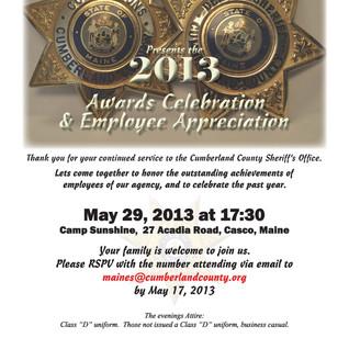 Annual Awards Invitation (electronic)