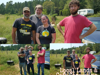 Cafe Campesino Made a Visit to Local Lands!